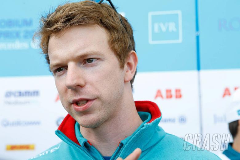 Oliver Turvey (GBR) NextEV NIO Sport 003, NIO Formula E Team