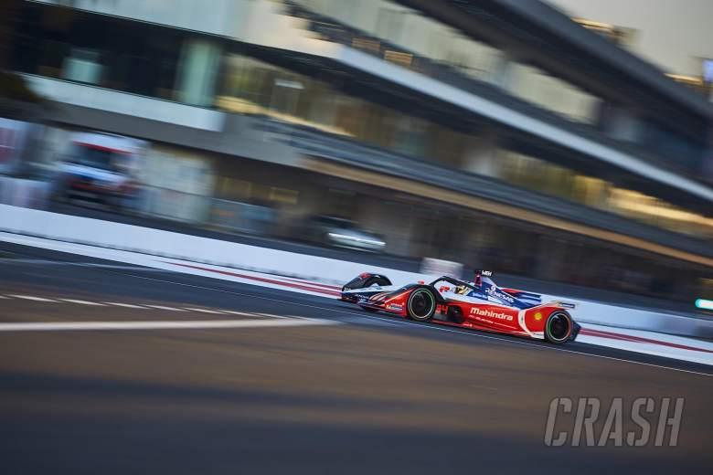 Mahindra first team to commit to Formula E Gen3 era
