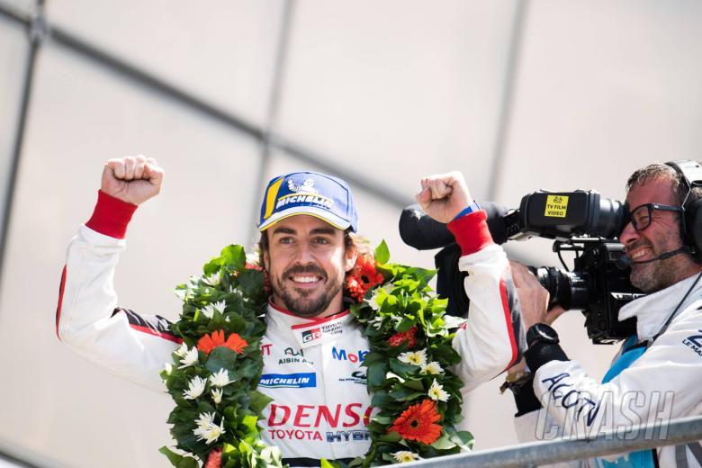 Le Mans: Alonso: IndyCar in 2019 a 'very attractive target'