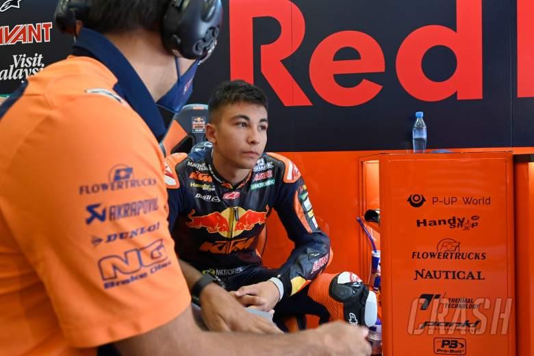 Raul Fernandez, Moto2, Austrian MotoGP, 13 August 2021