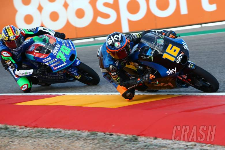 Andrea Migno, Moto3, Aragon MotoGP, 16 October 2020