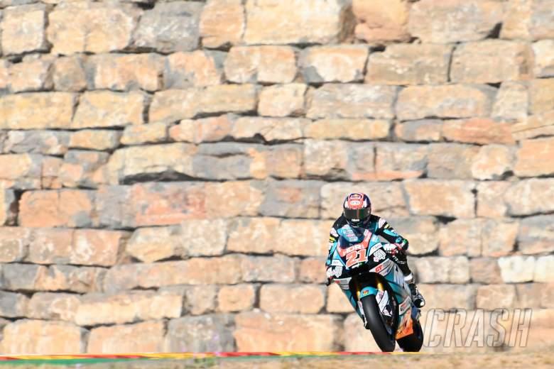 Fabio Di Giannantonio, Moto2, Aragon MotoGP. 16 October 2020