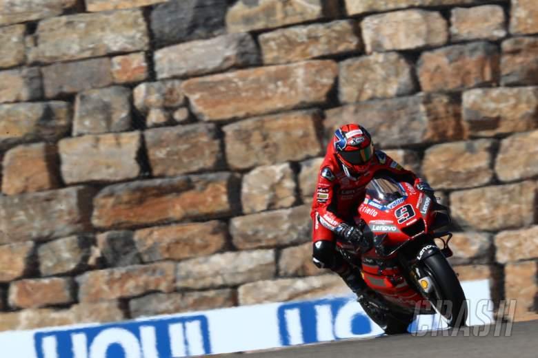 Danilo Petrucci , Aragon MotoGP. 16 October 2020