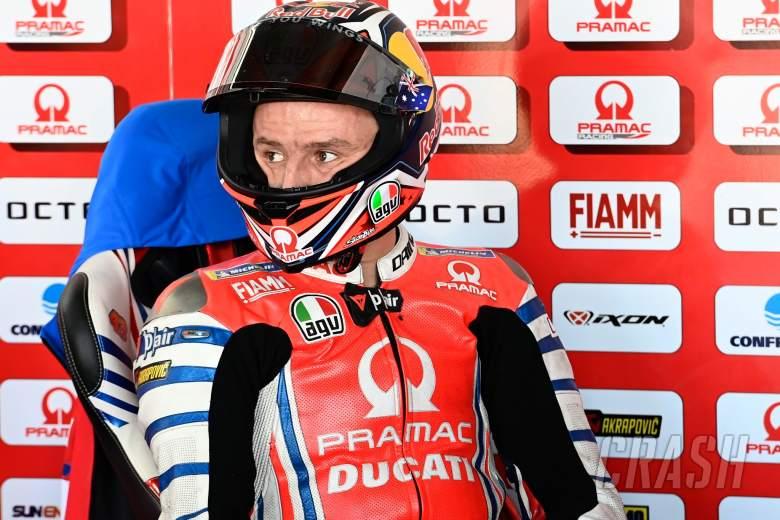 Jack Miller, Aragon MotoGP. 17 October 2020