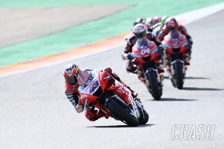 Jack Miller, Aragon MotoGP race. 18 October 2020