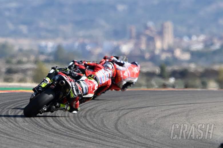 Cal Crutchlow, Aragon MotoGP race. 18 October 2020