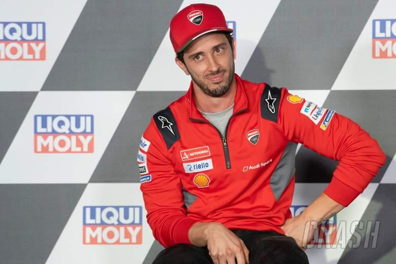 Andrea Dovizioso, Terul MotoGP. 22 October 2020