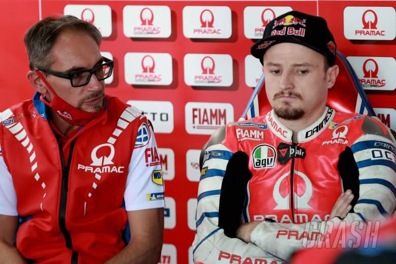 Jack Miller , Teruel MotoGP. 24 October 2020