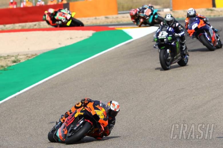 Pol Espargaro , MotoGP race. Teruel MotoGP. 25 October 2020