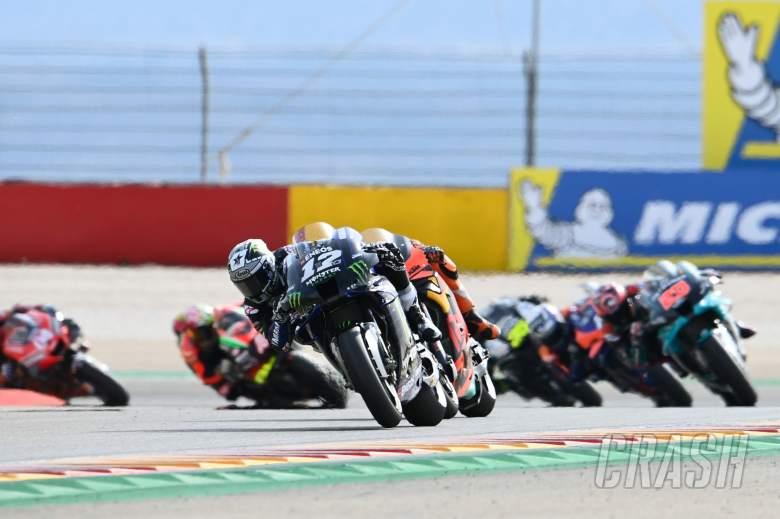 Maverick Vinales, Teruel MotoGP race, 25 October 2020