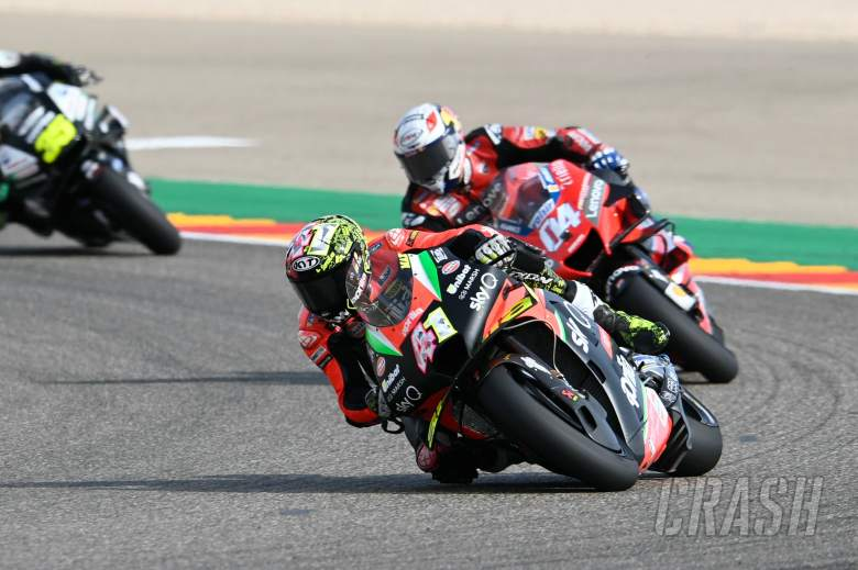 Aleix Espargaro, Teruel MotoGP race, 25 October 2020