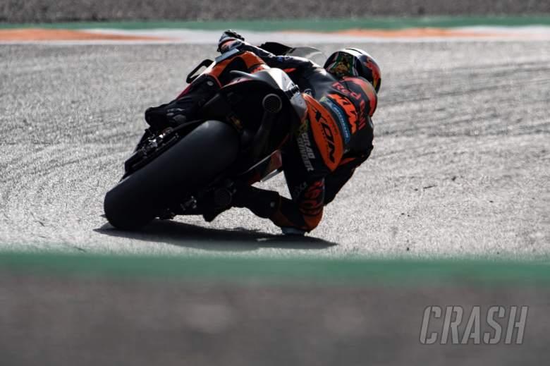 Brad Binder, Valencia MotoGP, 13 November 2020