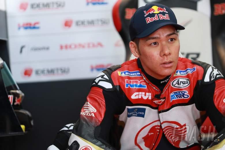 Takaaki Nakagami Valencia MotoGP. 14 November 2020