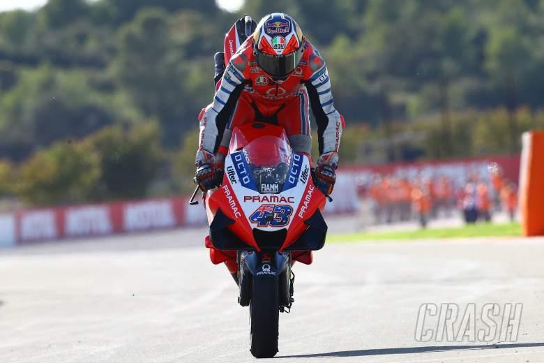 Jack Miller MotoGP race, Valencia MotoGP 15 Novenber 2020