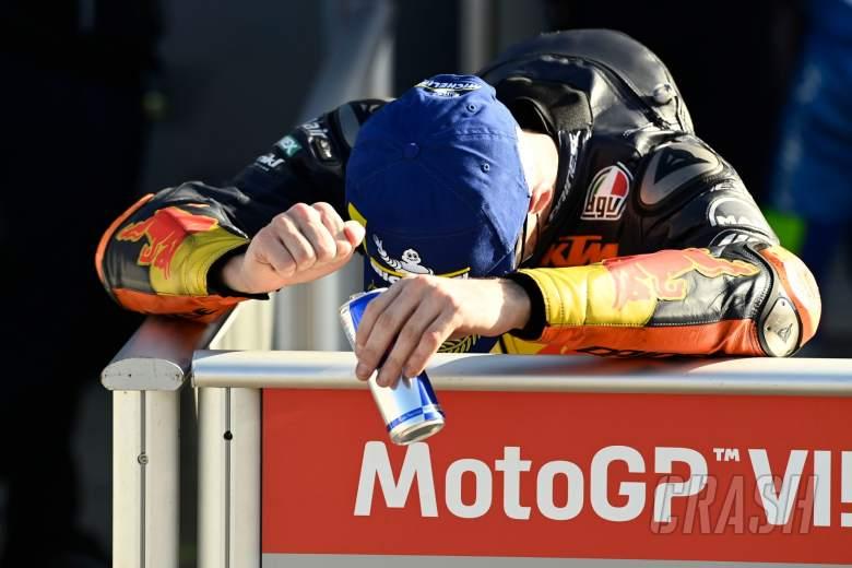 Pol Espargaro, Valencia MotoGP race, 15 November 2020
