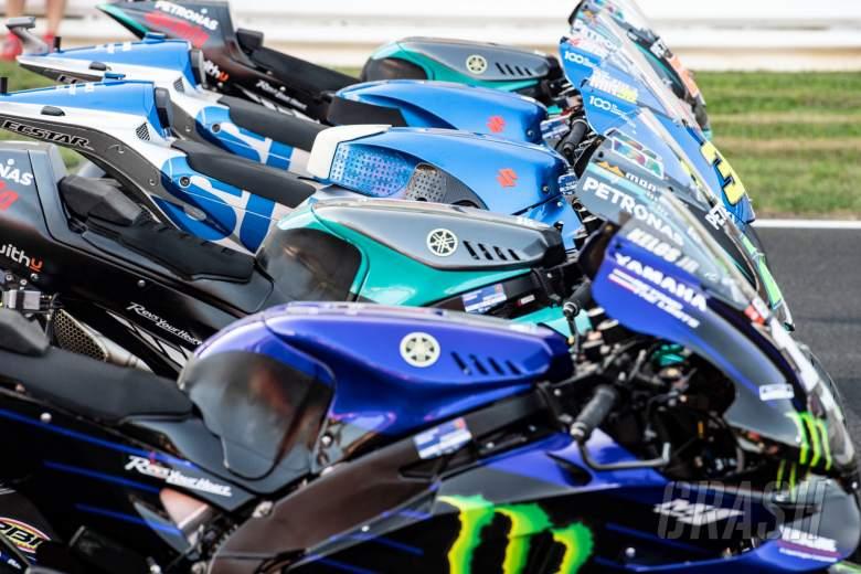 Suzuki bikes, Portuguese MotoGP, 19th November 2020