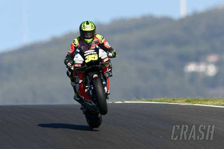 Cal Crutchlow, Portuguese MotoGP, 20th November 2020