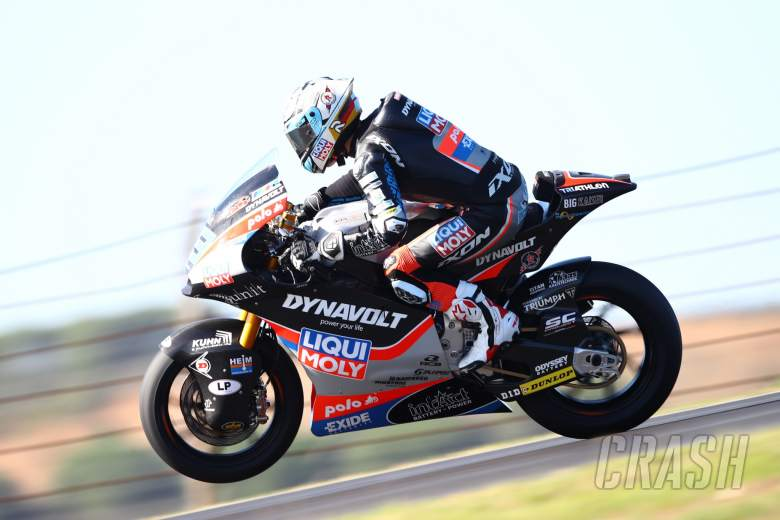 Marcel Schrotter, Moto2, Portugal MotoGP, 20 November 2020