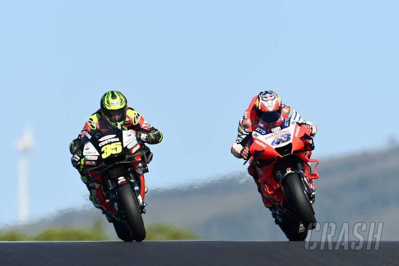 Cal Crutchlow, Jack Miller, Portuguese MotoGP, 20th November 2020