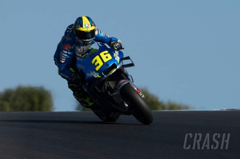 Joan Mir, Portuguese MotoGP, 20th November 2020