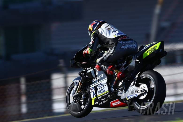 Johann Zarco , Portuguese MotoGP. 21 November 2020