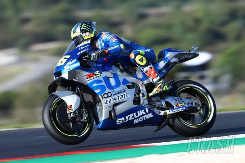 Joan Mir, Portugal MotoGP, 20 November 2020