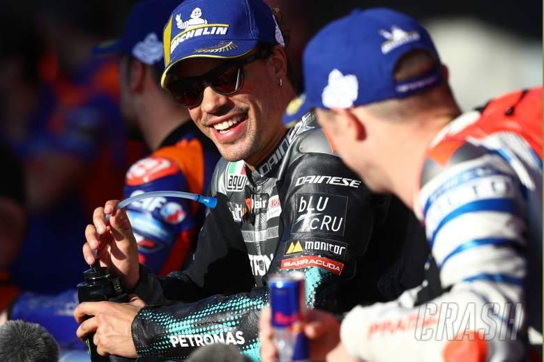 Franco Morbidelli , Portuguese MotoGP. 21 November 2020