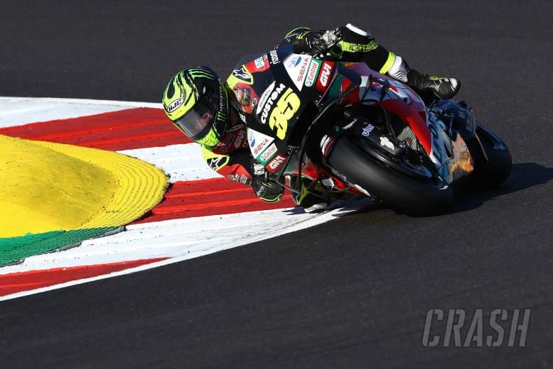 Cal Crutchlow , Portuguese MotoGP. 21 November 2020