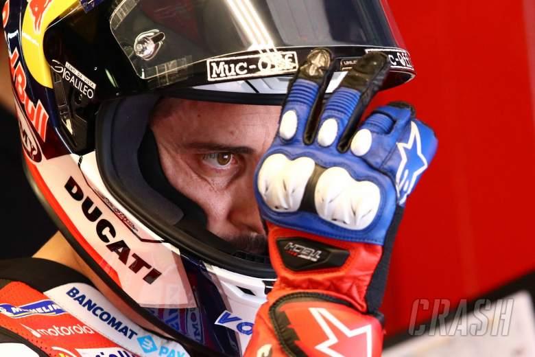 Andrea Dovizioso , Portuguese MotoGP. 21 November 2020