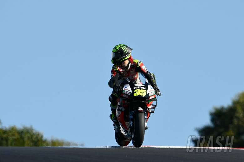 Cal Crutchlow, Portuguese MotoGP, 21st November 2020