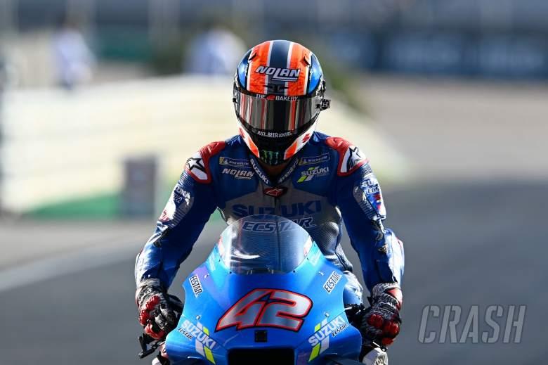 Alex Rins , Portuguese MotoGP, 21st November 2020