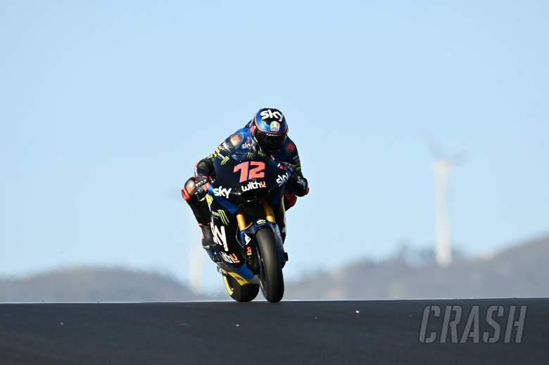 Marco Bezzecchi, Moto2, Portuguese MotoGP, 21st November 2020
