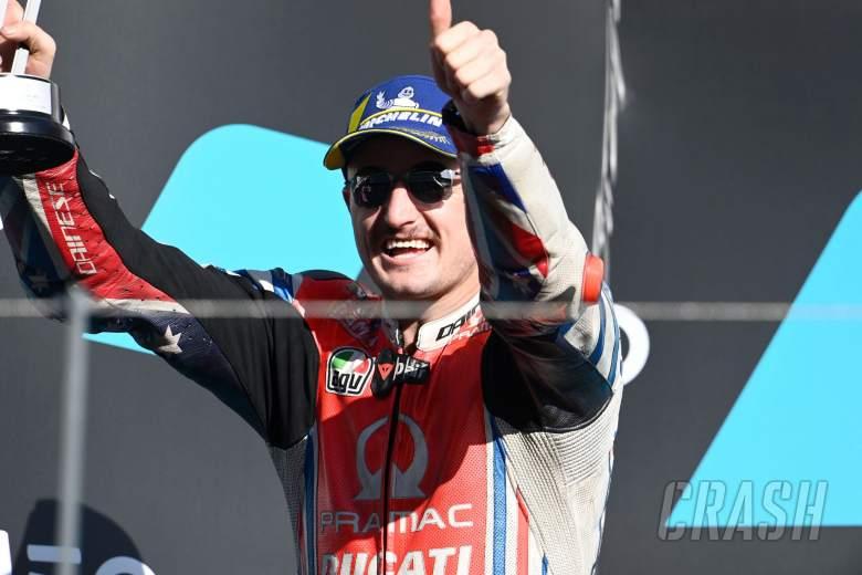 Jack Miller, Portuguese MotoGP race, 22nd November 2020