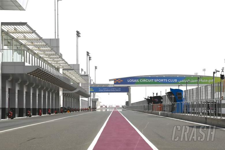 Circuit, MotoGP, Qatar MotoGP test 1, 5 March 2021