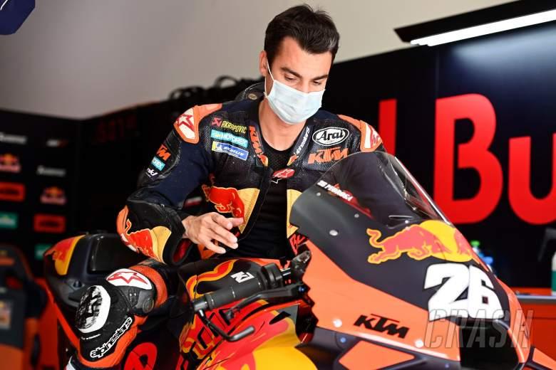 Dani Pedrosa, MotoGP, Qatar MotoGP test, 5 March 2021
