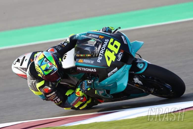 Valentino Rossi , Qatar MotoGP test, 6 March 2021