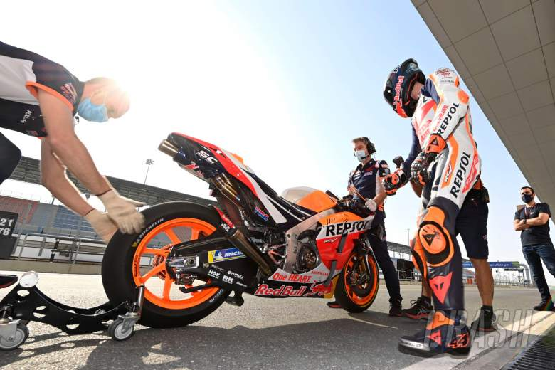 Pol Espargaro, Qatar MotoGP test, 6 March 2021