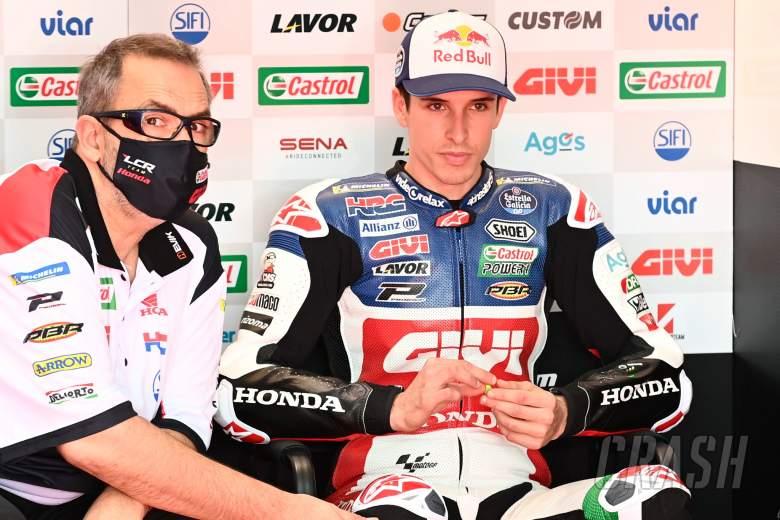 Alex Marquez, Qatar MotoGP test, 6 March 2021