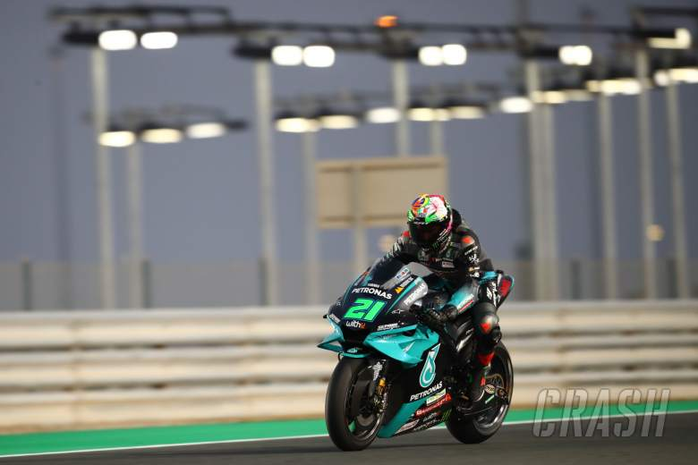 Franco Morbidelli Qatar MotoGP test, 6 March 2021