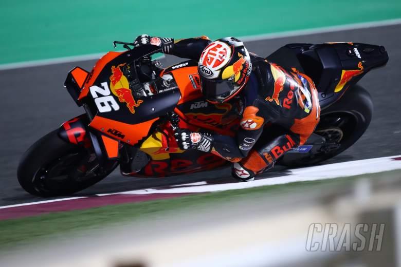 Dani Pedrosa Qatar MotoGP test, 6 March 2021