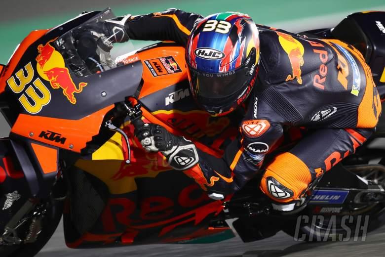 Brad Binder Qatar MotoGP test, 6 March 2021