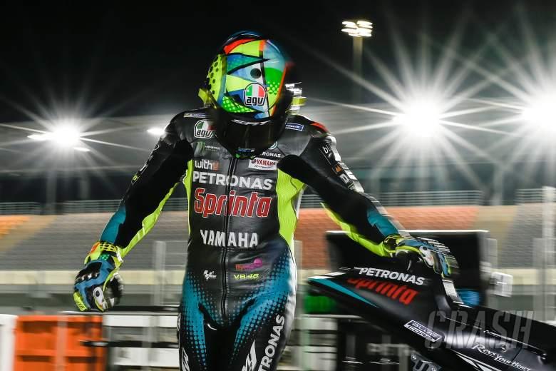 Valentino Rossi, Qatar MotoGP test, 6 March 2021