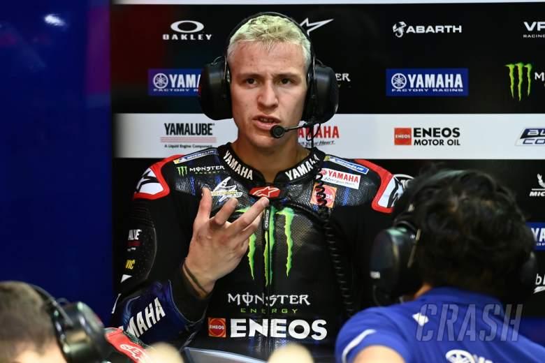 Fabio Quartararo, Qatar MotoGP test, 6 March 2021