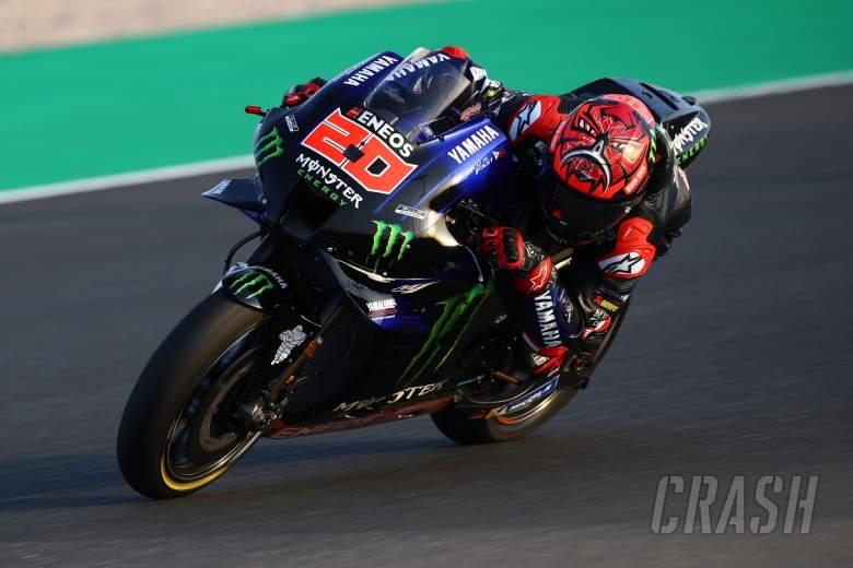 Fabio Quartararo Qatar MotoGP test, 6 March 2021