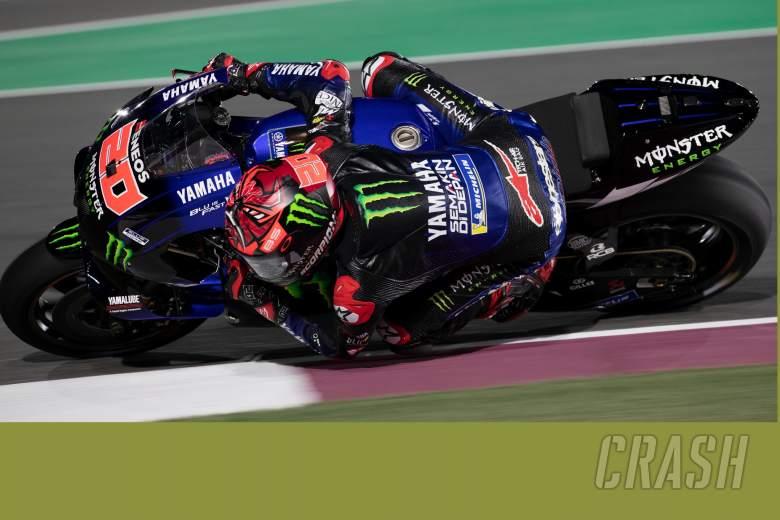 Fabio Quartararo Qatar MotoGP Test, 7 March 2021