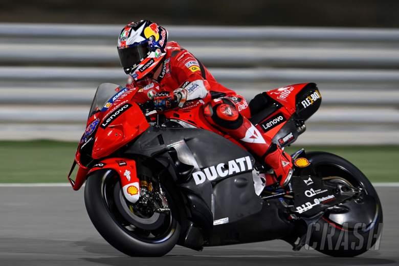 Jack Miller, Qatar MotoGP test, 7 March 2021