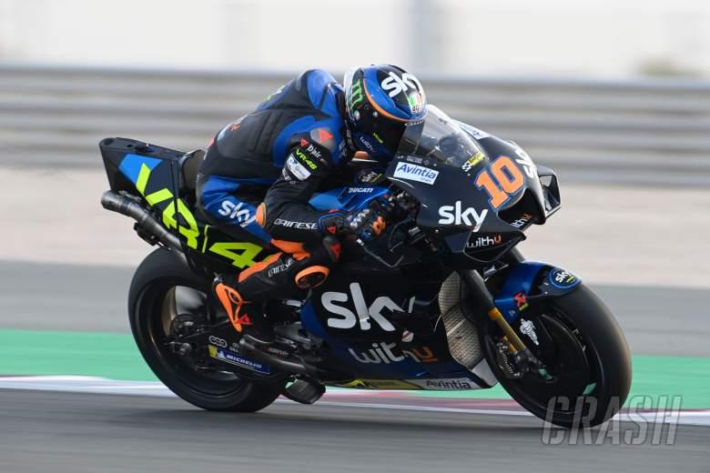 Luca Marini, Qatar MotoGP test, 10 March 2021