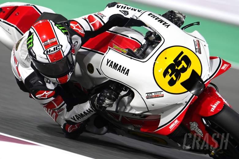 Cal Crutchlow, Qatar MotoGP test, 10 March 2021