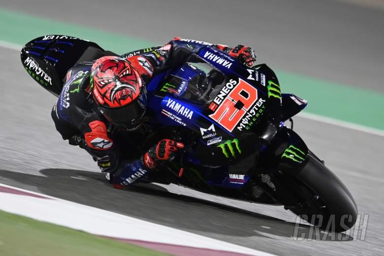 Fabio Quartararo, Qatar MotoGP test, 10 March 2021