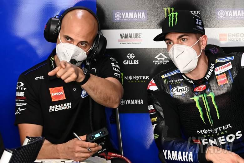Maverick Vinales, Qatar MotoGP test, 10 March 2021